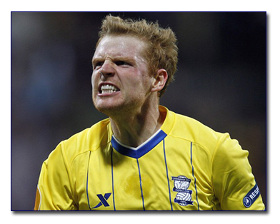 Chris Burke BCFC