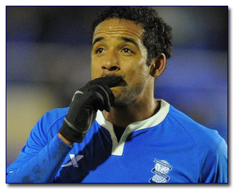 Birmingham's Beausejour Joins Wigan