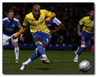 Marlon King Fires Home the Injury Time Equaliser