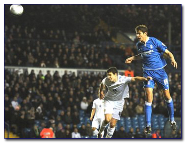 Zigic Heads Home for Birmingham City