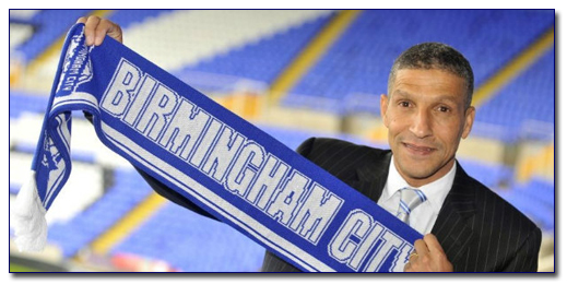 BCFC's Chris Hughton Wins Manager of the Month Award