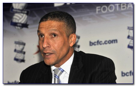 Birmingham City Boss Has Injury Problems