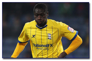 Guirane N'Daw Back for Birmingham City