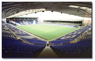 Birmingham City's St Andrew's Stadium