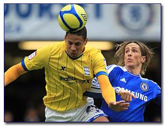 Curtis Davies a Doubt for Birmingham City