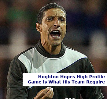 Chris Hughton Birmingham City Manager