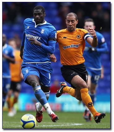 N'Daw Could Play Against Derby
