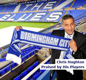 Birmingham Manager Praised
