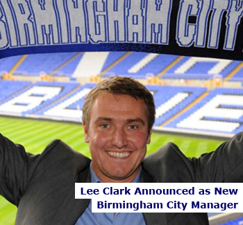 Lee Clark Birmingham City Manager