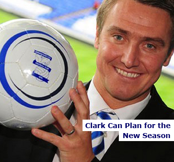 Clark Plans for the Future