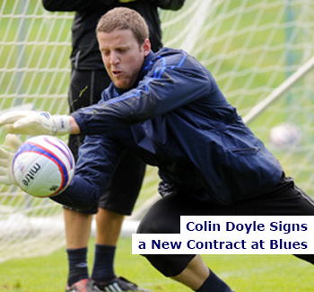 Doyle Signs for BCFC