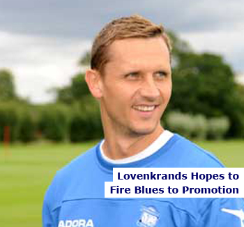 Blues New Boy Lovenkrands