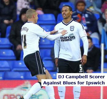 DJ Campbell Goalscorer