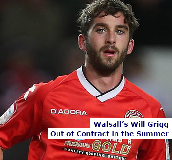 Will Grigg Out of Contract
