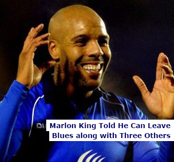 Marlon King Told He Can Leave BCFC