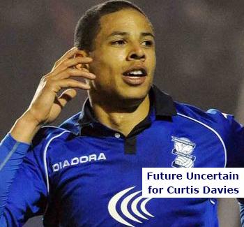 Confusion at Blues will Decide Curis Davies Future