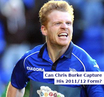 Chris Burke Will Tear You Apart Again