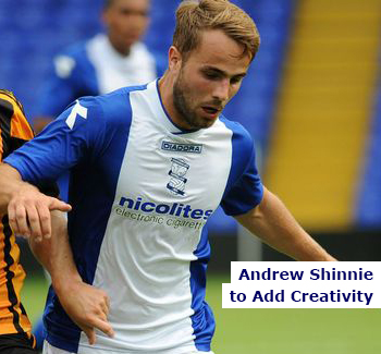 Blues' Andrew Shinnie