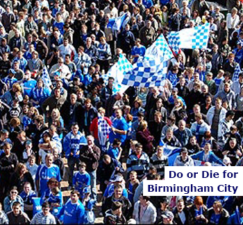 Do or Die for Birmingham City