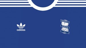 Birmingham City 1970′s Adidas – Wide