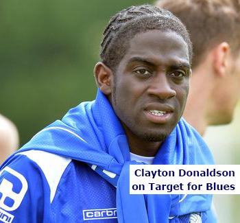 Clayton Donaldson Birmingham City Scorer