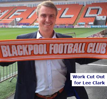 Work Cut Out for Lee Clark