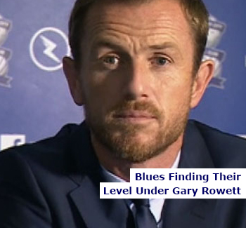 Blues- Gary Rowett