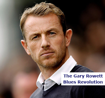 Gary Rowett Revolution